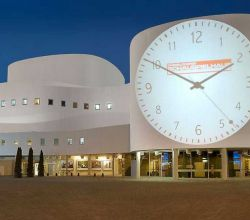 Gobo Projekce Projection118 Clock Outdoor Venkovni