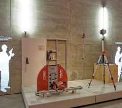 Gobo Projekce Projection245 Expozice Museum