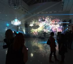 Gobo Projekce Projection3 Decoration Scenography Signal2015